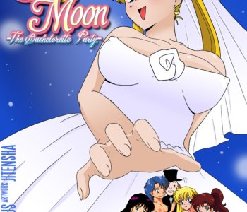 Sailor Moon - Bachelorette Party