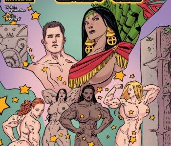 Muscle Porn Comics