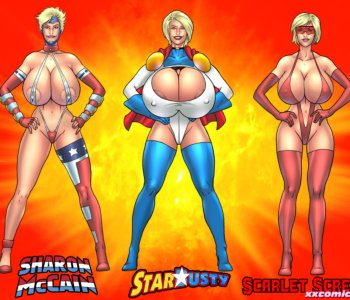 Sharon McCain - StarBusty - Scarlet Scream front.jpg